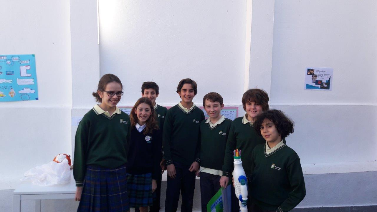 Year 7Hastings pupils go to the I Maxwell STEM Fair (2)