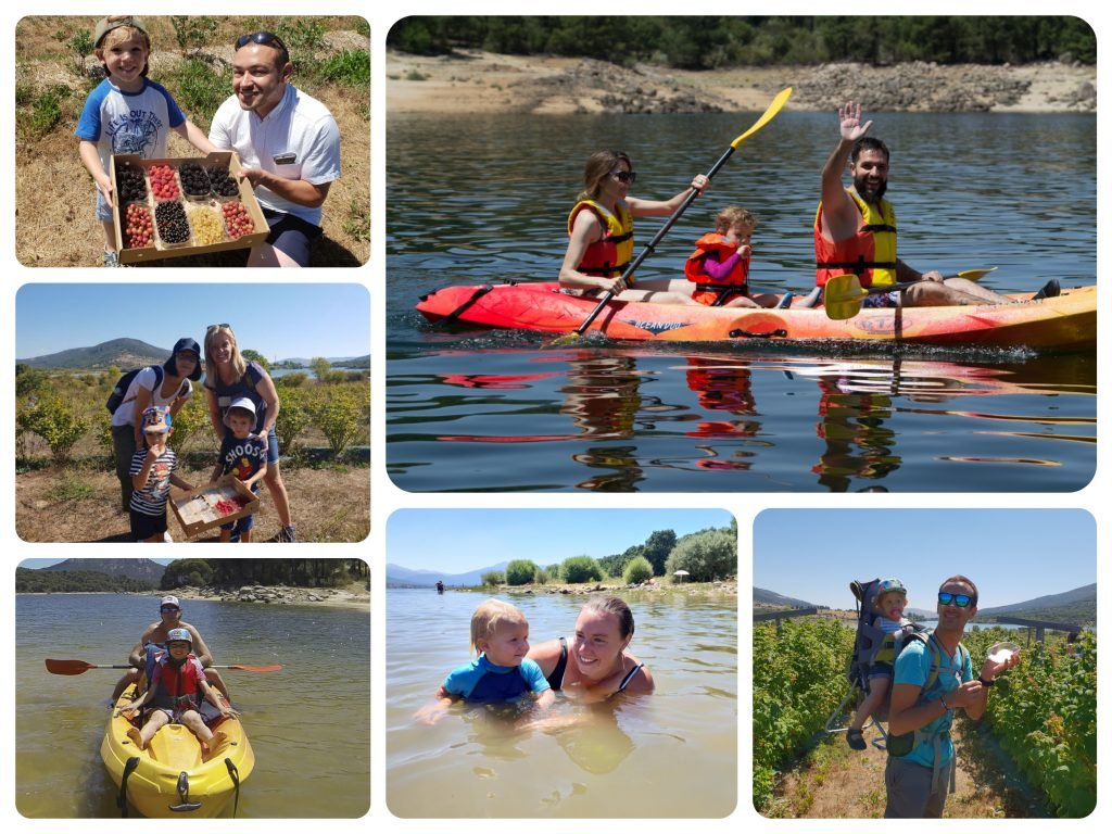 Family Outdoor Activity - Hastings School Madrid