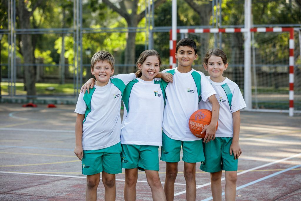 Azulinas Campus - Hastings School - British International School Madrid